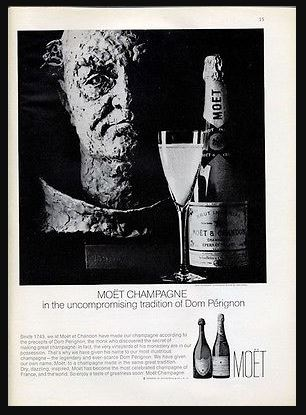 Moet DP 69 Advert