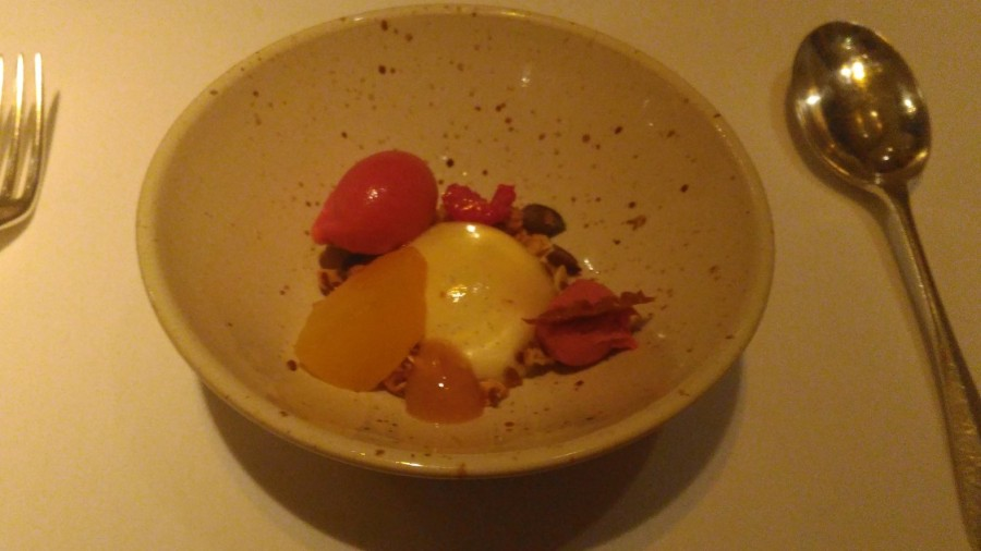 Course 6 Peach Melba