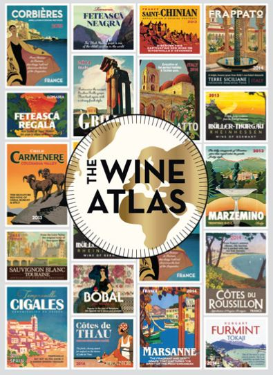 ASDA Wine Atlas